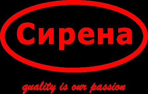 Сирена логотип